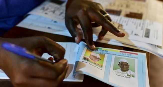 les premiers résultats des élections législatives au Mali