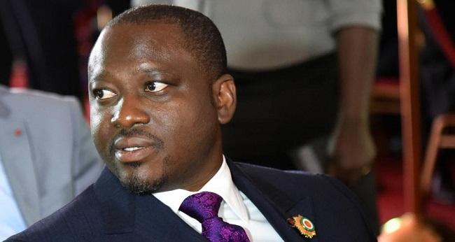 soro kigbafori, ex président de l'assemblée nationale et ex chef rebelle
