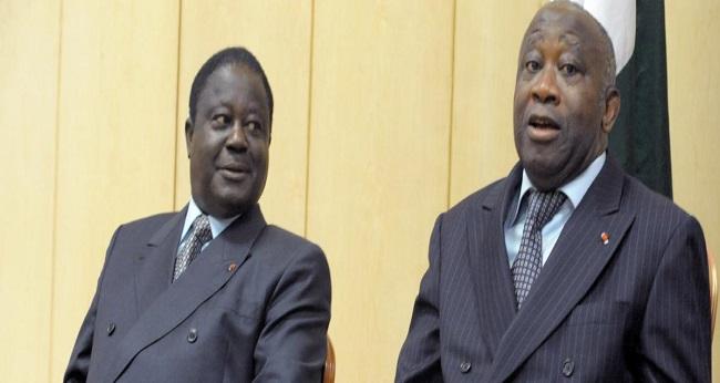 bédié et gbagbo, deux grands leaders
