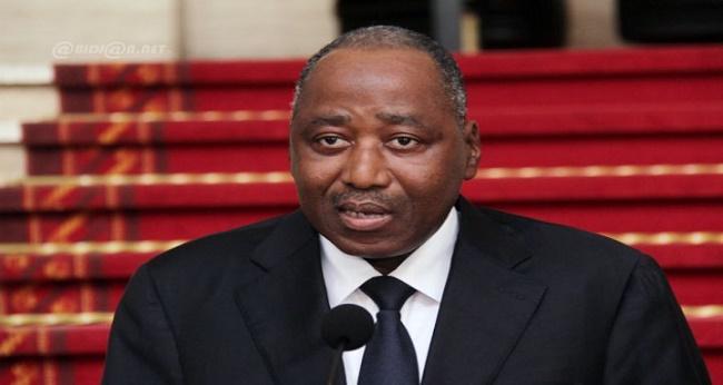 Amadou Gon, candidat du rhdp