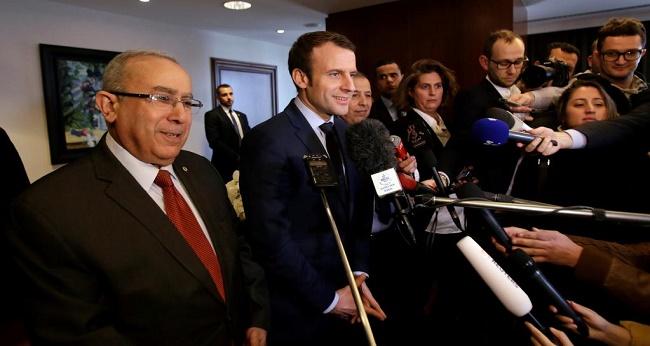 Macron contre le coronavirus en France