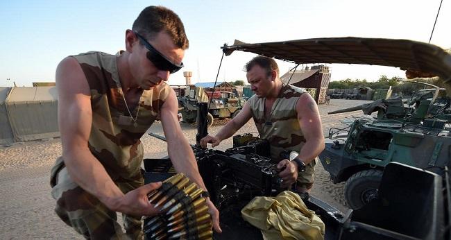 militaires français au Mali