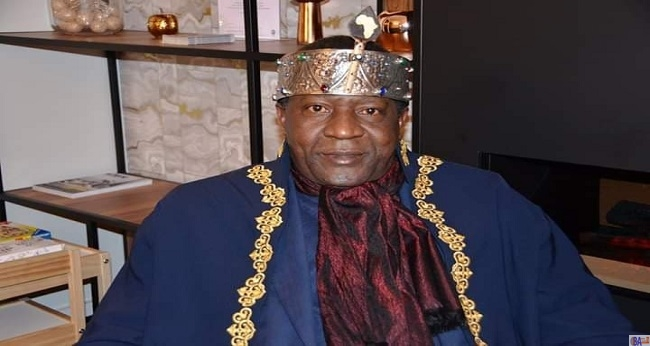 tchiffi jean, un roi d'ordre africain