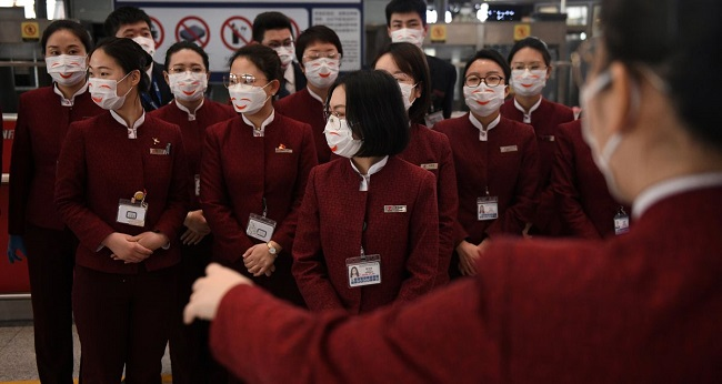 L'Asie face au coronavirus