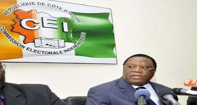 la CEI, commission électorale indépendante