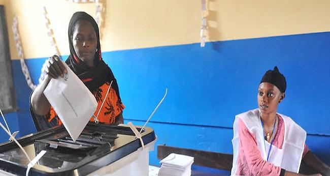 CENI, commission électorale indépendante de la Guinée