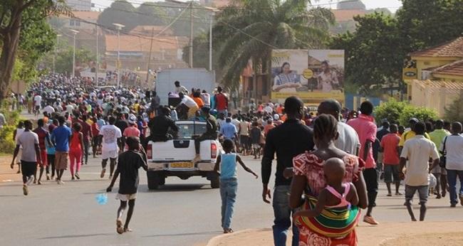 la France dans les affaires bissau-guinéennes
