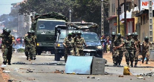 Le bilan des violences après le double scrutin en Guinée
