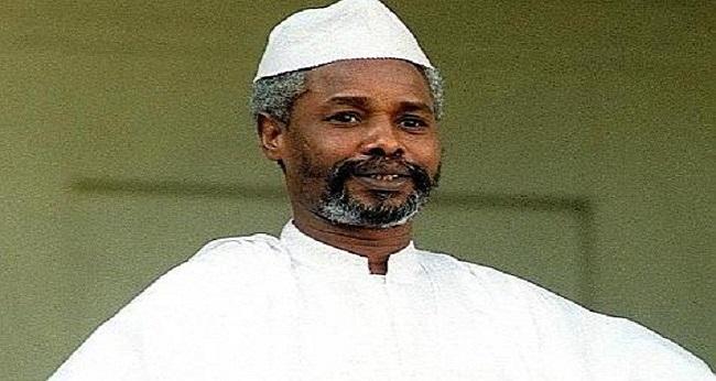Hissène Habré, ancien président tchadien