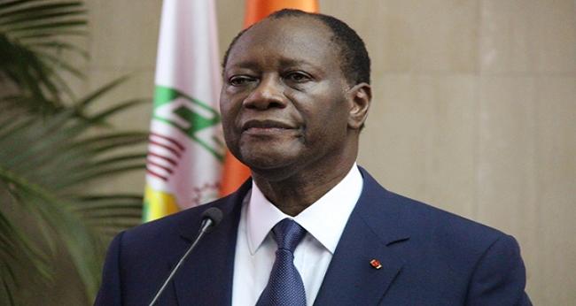 le candidat ouattara, présent ou pas aux élections