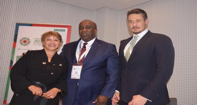 rhdp, ambassadeur Aly Touré