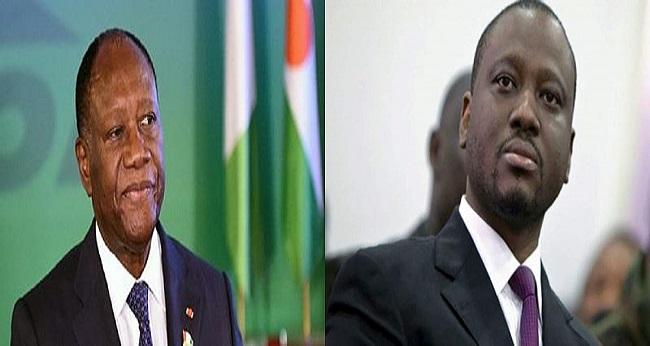 soro kigbafori guillaume, adversaire de Ouattara