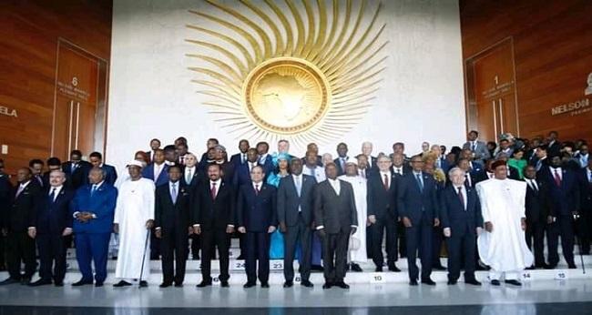 Communiqué de la conférence d'Addis-Abeba