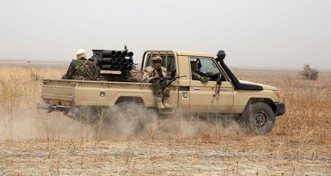 Boko Haram attaque l'armée tchadienne