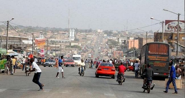 bouaké, deuxième ville de la Côte d'Ivoire