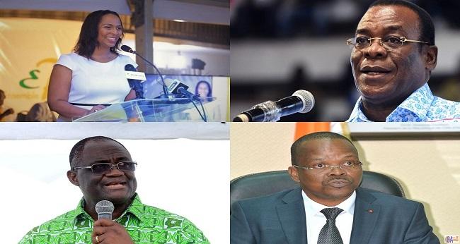 opposition ivoirienne contre Alassane Ouattara