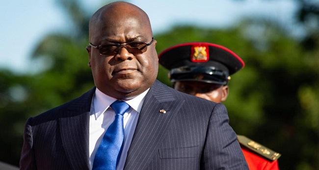 félix tshisekedi, président RD Congo