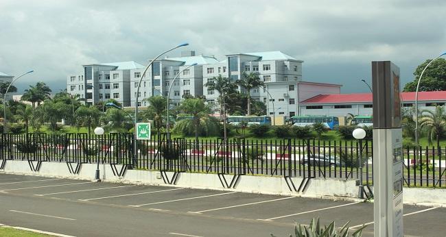 Malabo, capitale de la guinée équatoriale