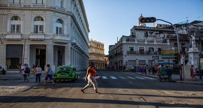 Cuba face au coronavirus