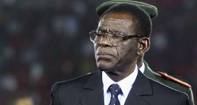 obiang nguema, président equato-guinéen