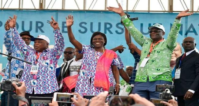les deux grands partis de l'opposition ivoirienne