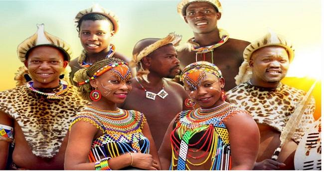 peuple africain