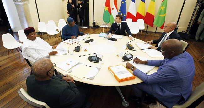 sommet du G5 Sahel