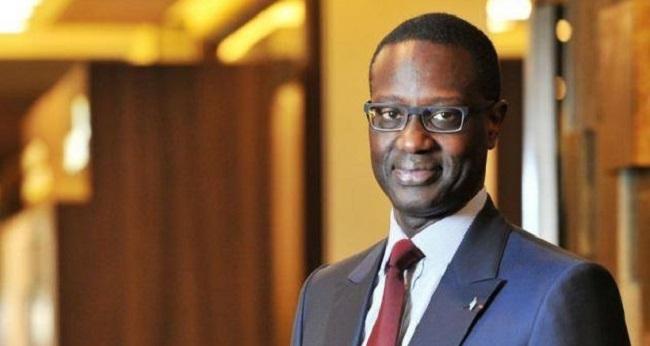 Tidjane Thiam, ex DG de crédit suisse