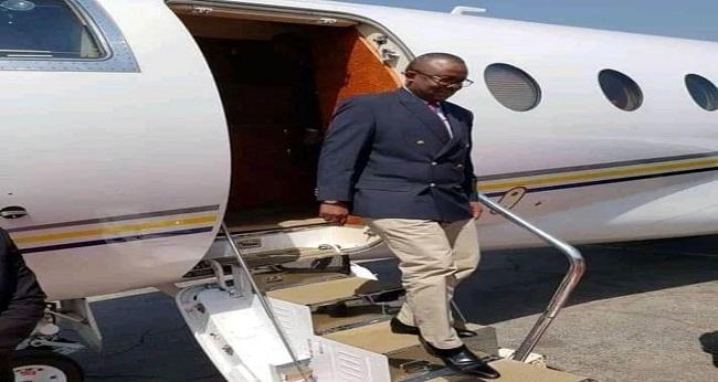 Embalo au 33ème sommet de l'union africaine