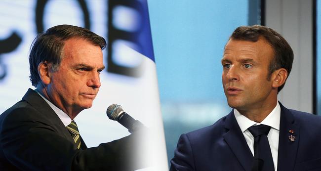 La France, une menace pour le Brésil