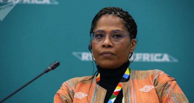 dame Yamb Nathalie, activiste anti-cfa
